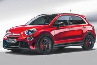 Fiat Abarth 500X to output 170 bhp from 1.4L MultiAir engine - Rendering