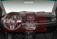 Fiat X1H interior - Rendering