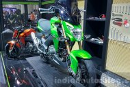 Kawasaki Z125 Pro showcased at 2015 Thailand Motor Expo - IAB Report