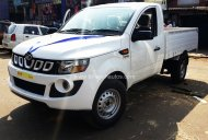 Mahindra Imperio revealed inside-out - Spied