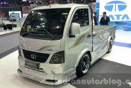 Tata Super Ace Sporty concept showcased at Thai Motor Expo - IAB Report
