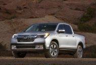 2017 Honda Ridgeline midsize pickup unveiled - IAB Report