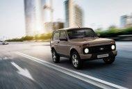 2018 Lada 4X4 to sport the signature 'X' shaped design - Report