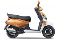 Mahindra Gusto 125 revealed, launches after Auto Expo 2016 - IAB Report