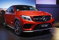 Mercedes-AMG GLE 43 Coupe imported into India for homologation