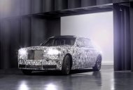 Rolls-Royce Cullinan's aluminium space-frame architecture begins testing - IAB Report