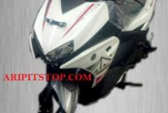 Yamaha Aerox 125 LC spied undisguised, bookings open - Indonesia