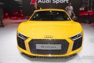 2016 Audi R8 launched at INR 2.47 crore - Auto Expo 2016