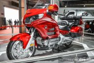 2018 Honda Goldwing to be unveiled on October 24