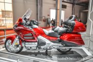 2016 Honda Goldwing - Auto Expo 2016