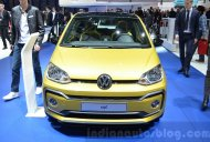 2016 VW Up! and Up! beats (facelift) - 2016 Geneva Motor Show Live