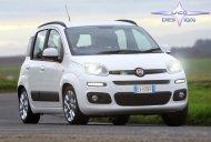 2017 Fiat Panda (facelift) exterior imagined - Rendering