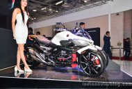 Honda Neowing concept, Honda EV Cub concept - Auto Expo 2016 Live