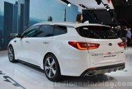 Kia Optima Sportswagon - Geneva Motor Show Live