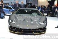 Lamborghini Centenario LP770-4 - Geneva Motor Show Live