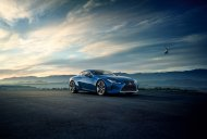 Lexus LC 500h confirmed for Geneva Motor Show premiere - IAB Report