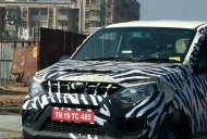 Mahindra Quanto facelift (Mahindra Canto) snapped up close - Spied