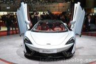 McLaren 570GT - Geneva Motor Show Live