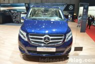 Mercedes V-Class Exclusive Edition - Geneva Motor Show Live