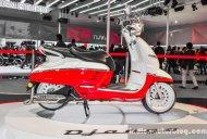 Peugeot Speedfight 4, Peugeot Django, Peugeot Metropolis RS - Auto Expo 2016