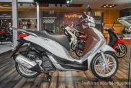 Piaggio Medley 125 ABS, Piaggio Liberty i-get 125 ABS - Auto Expo 2016