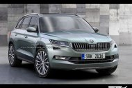Production Skoda VisionS (Skoda Kodiak) to debut at Paris Motor Show - Report