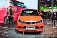 Tata Bolt Sport - Auto Expo 2016