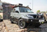 Tata Safari Storme Tuff - Auto Expo 2016