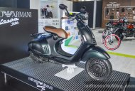 Vespa 946 Emporio Armani, Vespa 70th Anniversary Edition India launch on Oct 25 [Update]