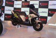 Yamaha Cygnus Ray-ZR - Auto Expo 2016