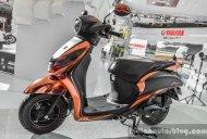 Yamaha Fascino X Special Edition - Auto Expo 2016