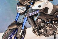 Yamaha MT-09 launched at INR 10.20 lakhs - Auto Expo 2016