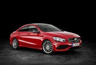 2017 Mercedes CLA (facelift) to launch in India on November 30