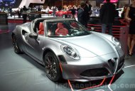 2016 Alfa Romeo Mito, Alfa Romeo 4C Spider, Alfa Romeo 4C Coupe - Geneva Live