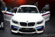 BMW M2 with M Performance Parts - Geneva Motor Show Live