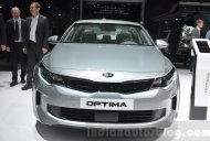 Kia Optima Plug-in Hybrid - Geneva Motor Show Live