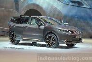 Nissan Qashqai Premium Concept - Geneva Motor Show Live