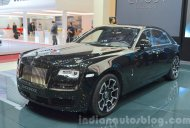 Rolls-Royce Ghost Black Badge edition, Rolls-Royce Wraith Black Badge edition – Geneva Motor Show Live