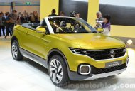 VW T-Cross to arrive by the end of 2018