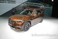 2016 BMW X1 L - Auto China Live