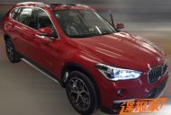 BMW X1 long-wheelbase spied ahead of Beijing debut