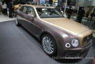 Bentley Mulsanne EWB First Edition - Auto China Live
