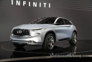 Infiniti QX Sport Concept - Auto China Live