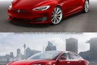 Tesla Model S facelift – Old vs. New
