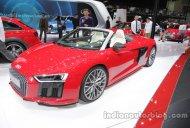 2016 Audi R8 Spyder - Auto China 2016