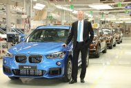 2016 BMW X1 enters production at Chennai plant