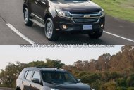 2016 Chevrolet Trailblazer vs. 2014 Chevrolet Trailblazer - In Images