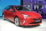 New Toyota Prius to launch in India in January 2017