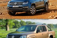2016 VW Amarok vs. 2010 VW Amarok - Old vs. New