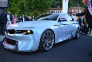 BMW 2002 Hommage - In Images
